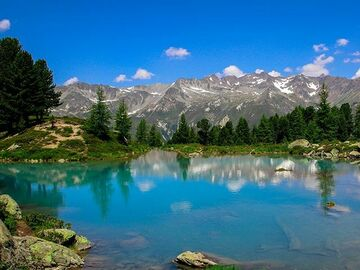 Experience (price per person): Hike Ischgl to the Berglisee and the Lareinalm