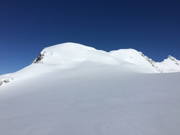 Experience (price per person): My first 4,000 - Breithorn