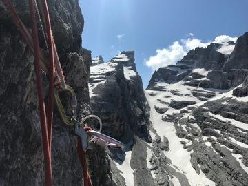 Experience (price per person): Castelletto Inferiore - Climbing in the Dolomites