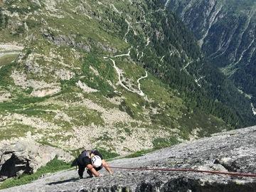 Experience (price per person): Presanella Climbing