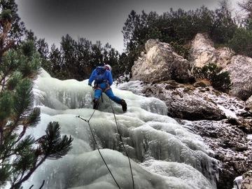 Experience (price per person): Ice Dolomites