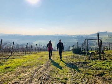 Experience (price per person): Uatu Trek: Monferrato among woods and vineyards