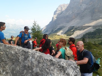 Experience (price per person): Val di Tovel