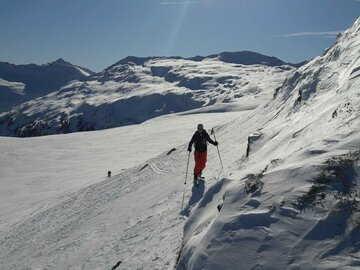 Esperienza (prezzo a persona): Ski touring in the Gastein Valley