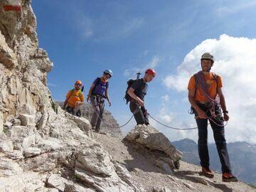 Adventure (price per person): Via delle Bocchette - Brenta Dolomites