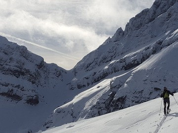 Avventura (prezzo per persona): Aiguestortes and San Mauricio National Park 4-day ski tour