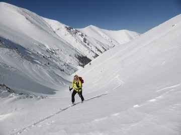 Avventura (prezzo per persona): Ski Touring Safari in Greece
