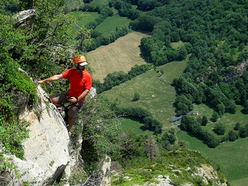 Experience (price per person): Via Ferrata of Sacs, Benasque