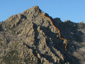 "Adventure (price per person): Mountaineering course on ""anti-crisis"" rock Ligurian Alps version"