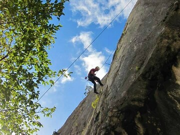 Experience (price per person): Trieste Rock Climbing Experience