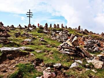 Experience (price per person): Excursion to the Stone Men - Stoarnenmandl