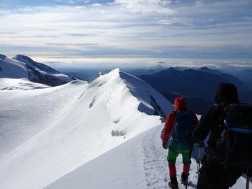 Adventure (price per person): Castor Peak