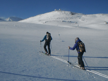 Experience (price per person): Ski touring in Sierra Nevada, Spain