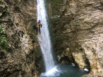 Adventure (price per person): Canyoning Rio Nero - Integral