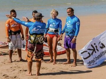 Adventure (price per person): Kitesurfing Course for Beginners Special Offer May 2020