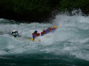 Experience (price per person): Rafting Futaleufu Patagonia Chile