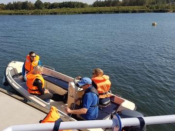 Experience (price per person): Sport boat driving licence - Binnen Motor