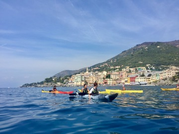 Experience (price per person): Genoa, paddling through a history of pasta