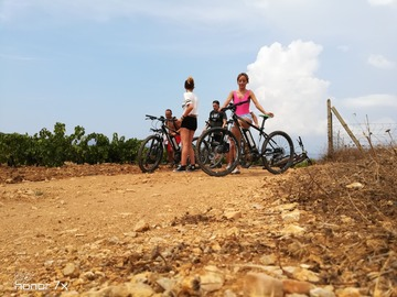 Experience (price per person): The way of the sea - from Carignano to the dunes