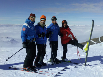 Experience (price per person): Ski lessons Sierra Nevada, Spain