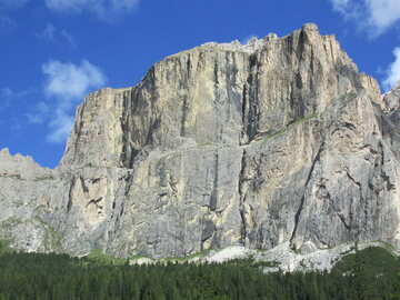 Experience (price per person): Climbing Sella Towers and Piz Ciavazes