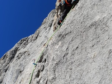 Experience (price per person): Multipitch-climbing Tennengebirge for all levels