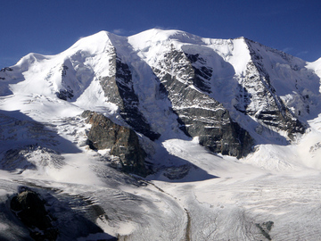 Adventure (price per person): Piz Palü 3901m - East Pillar