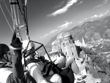Experience (price per person): Treat yourself to a dream...Paraglide over Avigliana