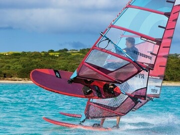 Adventure (price per person): 1 Week Windsurfing in a Corsican Paradise