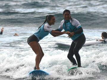 Entdeckung (preis pro person): Privater Surfunterricht