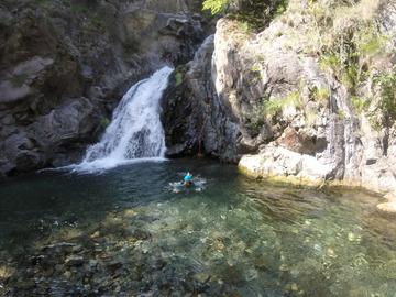 Esperienza (prezzo a persona): Canyon Rio Lerca: fusione acqua e roccia