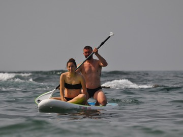 Experience (price per person): SUP Lessons