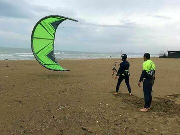 Experience (price per person): Kitesurfing Approach Course
