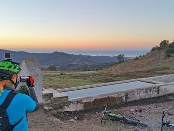 Entdeckung (preis pro person): Mountain biking in Santa Marinella