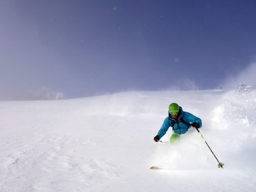 Experience (price per group): A day in Andermatt with a private ski instructor