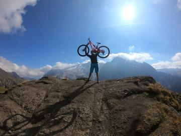 Entdeckung (preis pro person): Sellaronda bike tour
