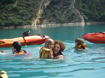 Experience (price per person): Kayaking in the Pyrenees