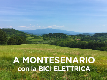 Experience (price per person): Fiesole by electric bike, a stone's throw from Florence