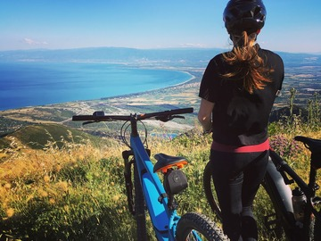 Adventure (price per person): E-bike Tours in the Pollino National Park