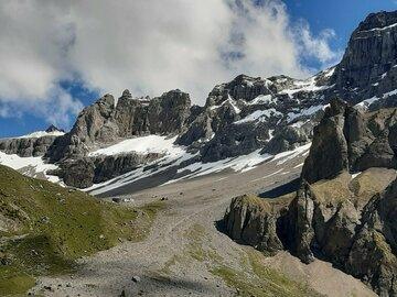 Adventure (price per person): Adelboden - Kandersteg 2 day tour over the Bunderchrinde