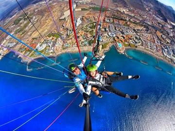 Experience (price per person): Bronze Paragliding Flight