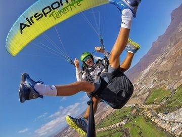 Experience (price per person): Silver Paragliding Flight