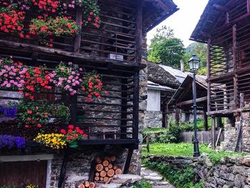 Experience (price per person): Val Vogna: valle di camminatori ed artisti