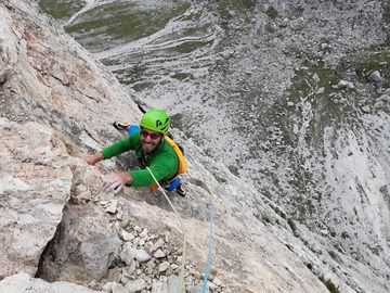 Experience (price per group): Classic and modern routes in Cortina d'Ampezzo and surroundings