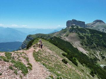 Experience (price per group): Bondone three peaks