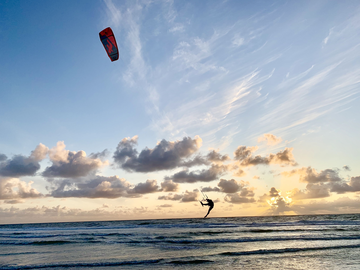 Avventura (prezzo per persona): Kitesurfing is more than a lifestyle