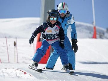 Experience (price per person): Private ski lessons