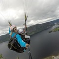 Experience (price per person): Paragliding in Norway