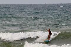 Experience (price per person): Discover the sea and its energy through surfing