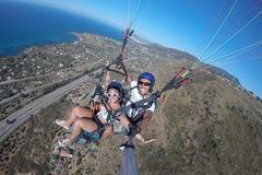 Experience (price per person): Vola in Parapendio Biposto